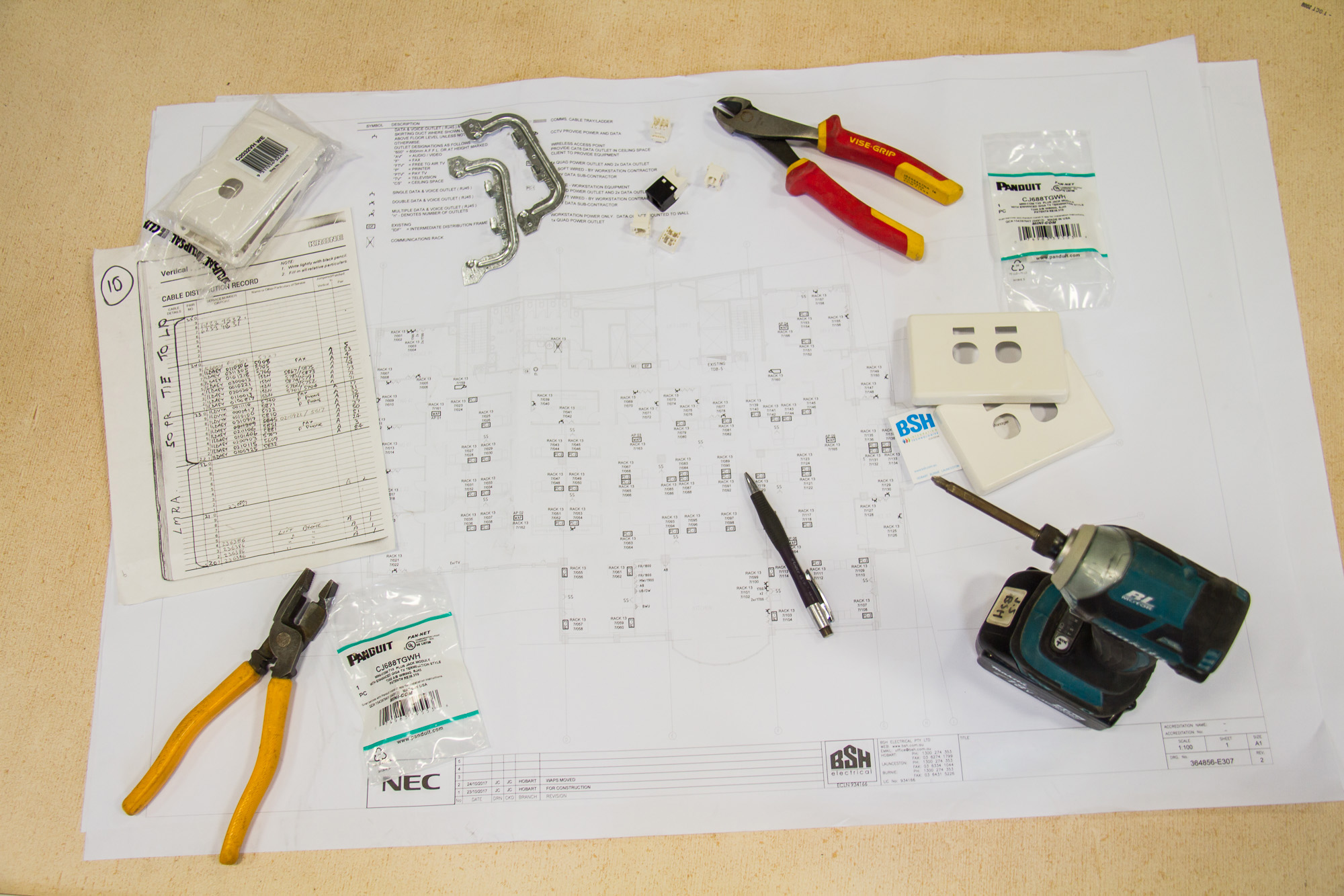 Bsh Tasmanian Electrical Contractors Tas Nurse Kit Wide Range Of Services